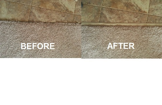 Transition Strip Tile To Carpet